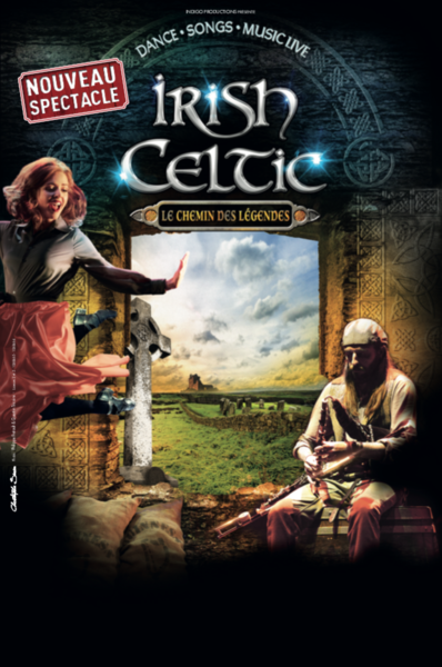 Reporté – Spectacle – Irish Celtic « Le chemin des légendes » à Toulon - 1