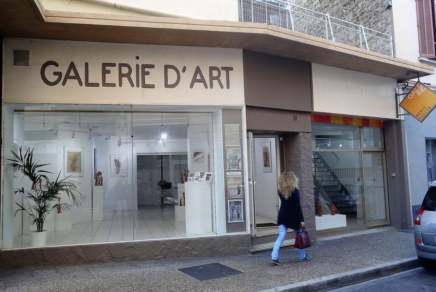 Exposition Peinture et sculpture à Hyères - 1