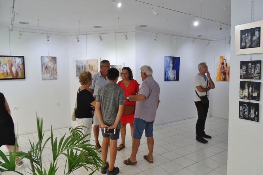 Exposition Peinture et sculpture à Hyères - 0