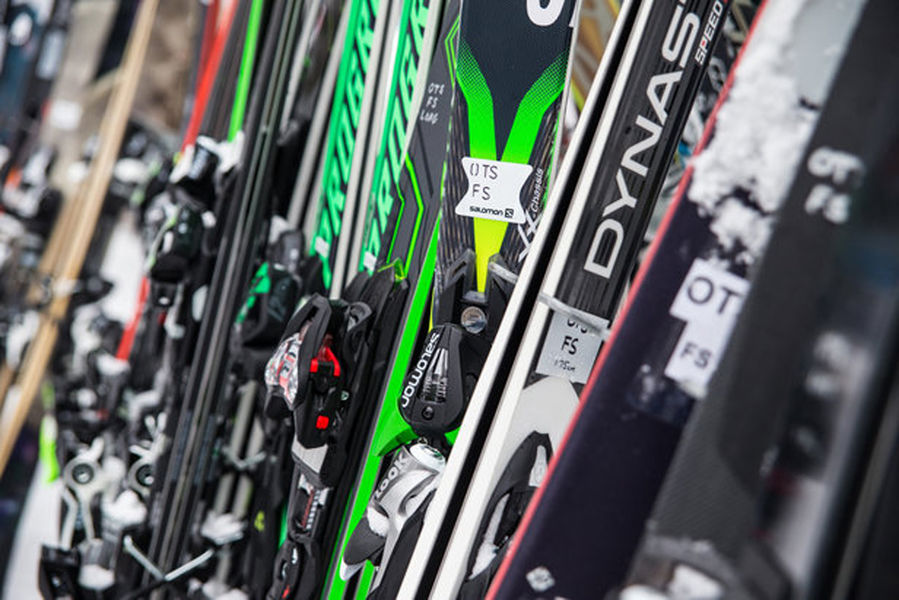 Foire aux skis à Six-Fours-les-Plages - 0