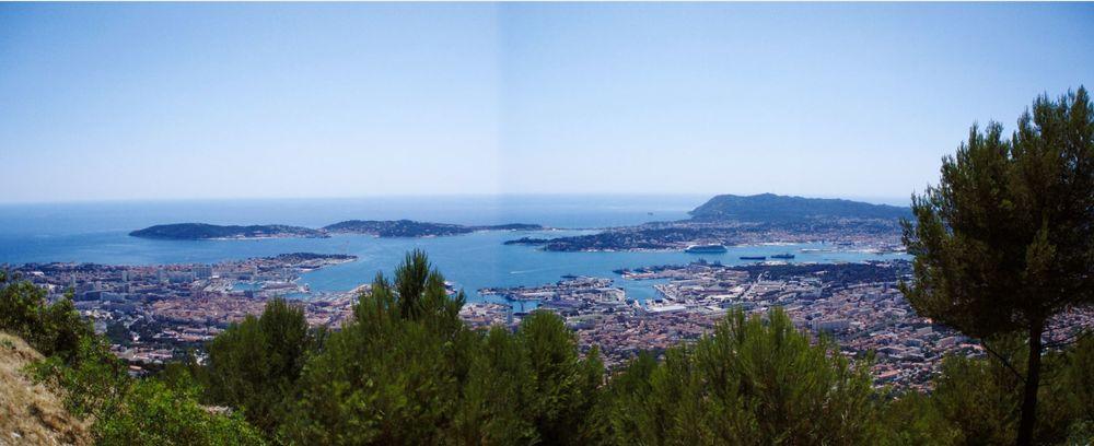 Visite de la rade de Toulon en bateau avec les Bateliers de la Côte d'Azur à Toulon - 0