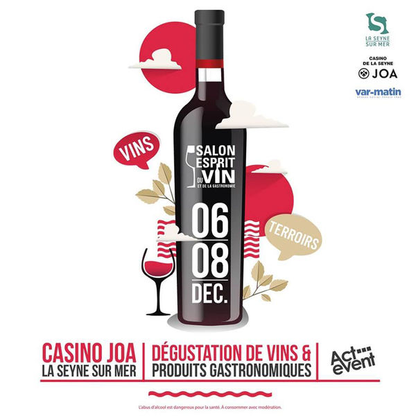 Salon esprit du vin et de la gastronomie à La Seyne-sur-Mer - 0