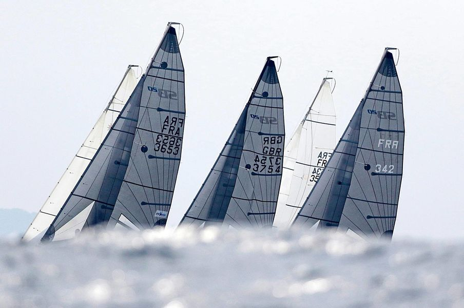 Championnat du monde SB20 à Hyères - 0