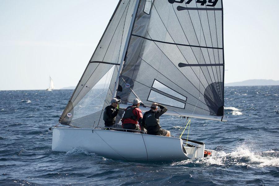 Championnat du monde SB20 à Hyères - 4