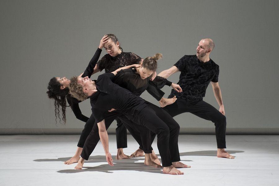 Danse «Quintette» à Ollioules - 1