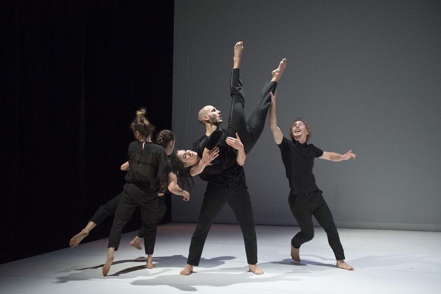 Danse «Quintette» à Ollioules - 2