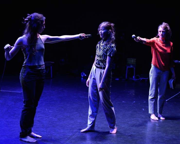 Danse «Something is wrong» à Ollioules - 1