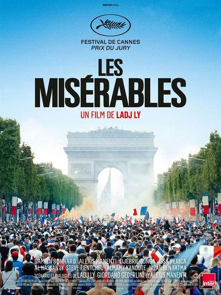 Projection du film «Les Misérables» suivi d'un débat à Six-Fours-les-Plages - 0