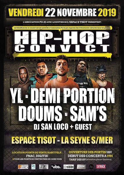 Hip-Hop Convict (rap) à La Seyne-sur-Mer - 0