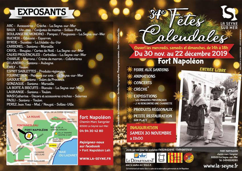 34e fêtes calendales à La Seyne-sur-Mer - 1