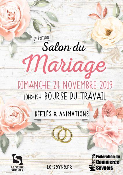 1è édition du salon du mariage à La Seyne-sur-Mer - 0