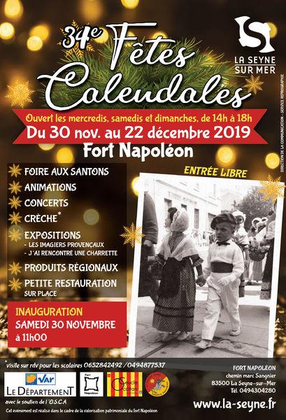 34e fêtes calendales à La Seyne-sur-Mer - 0