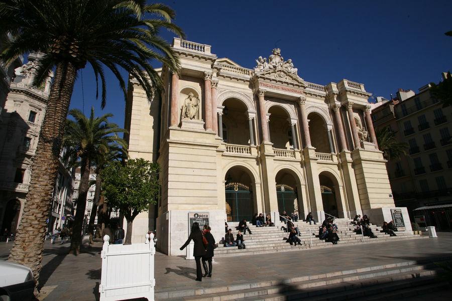 Danse – Danse à l'opéra « Le temps qui s'accélère » à Toulon - 0