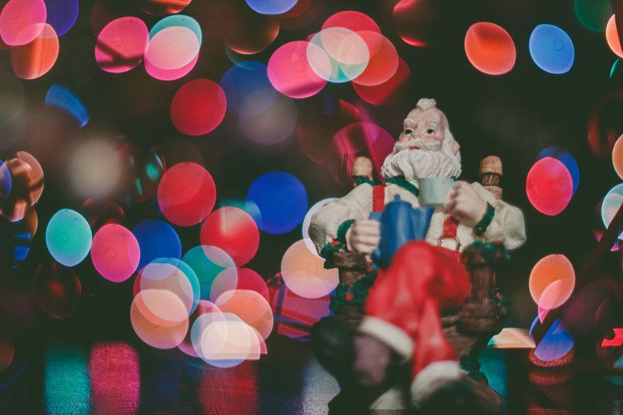 Grande parade et arrivée du Père Noël à Hyères - 0