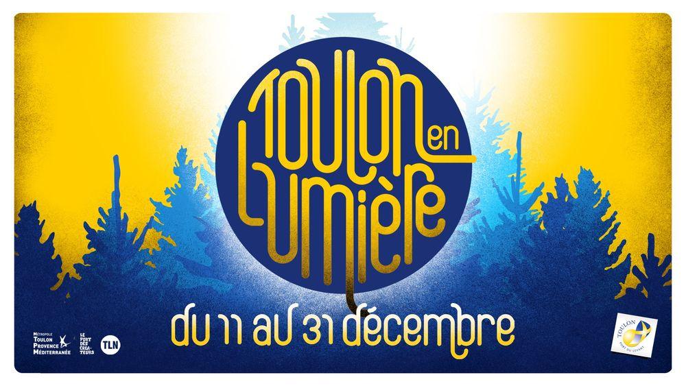 Toulon en lumière – 3e édition à Toulon - 0