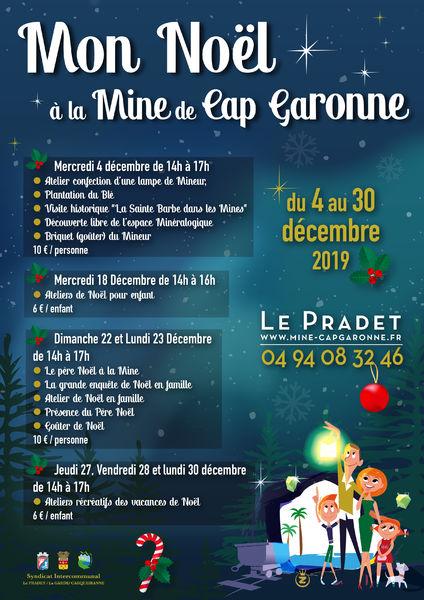 Noël à la Mine : à Le Pradet - 0