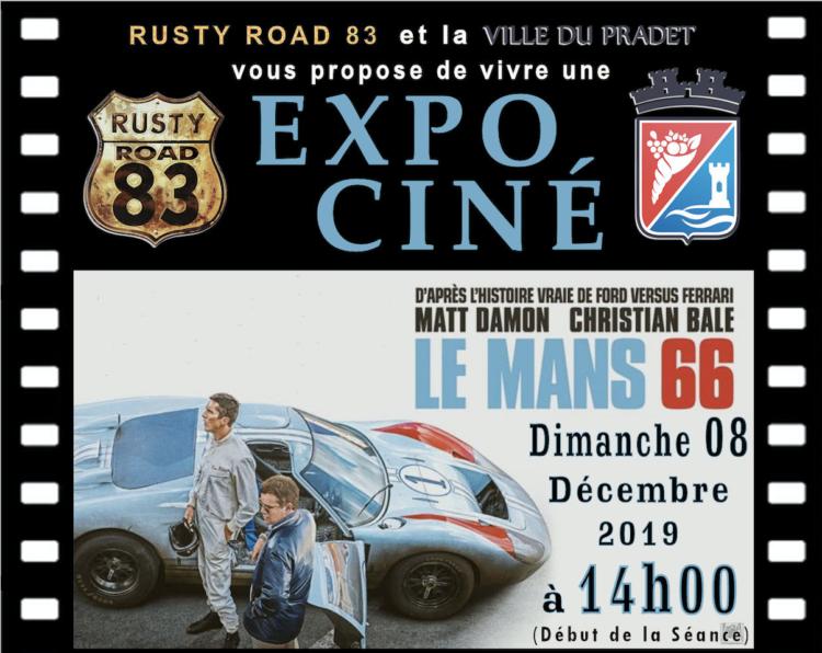 Exposition Ciné au Cinéma Veber à Le Pradet - 1
