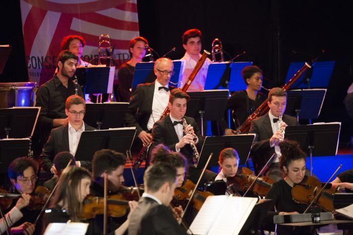 Concert – Orchestre symphonique du Conservatoire TPM à Toulon - 0