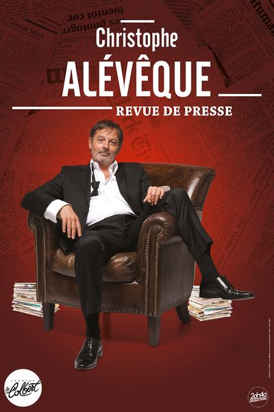 Spectacle – Christophe Alévêque / Revue de presse à Toulon - 0