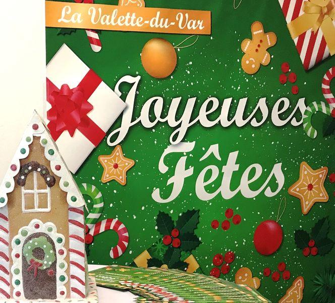 Noël – Boum des enfants à La Valette-du-Var - 0