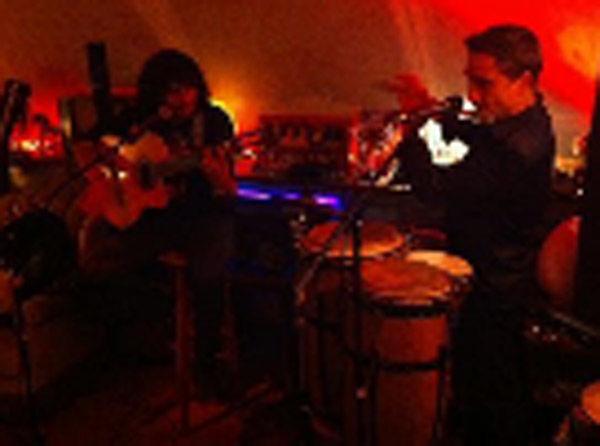 Dîner concert avec Los Alegres (Koffy et Fiti) à Ollioules - 0