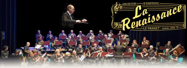 Concert Harmonie Renaissance : sainte Cécile à Le Pradet - 0
