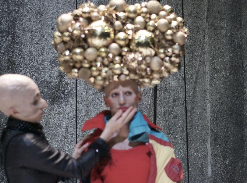 Théâtre «40° sous zéro», mise en scène Louis Arene à Ollioules - 0
