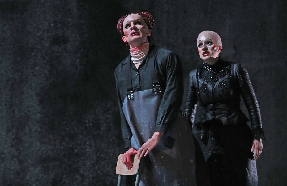 Théâtre «40° sous zéro», mise en scène Louis Arene à Ollioules - 3