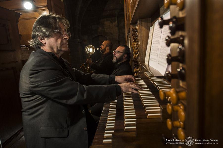 Concert «Bach Coltrane & Raphaël Imbert» à Ollioules - 1