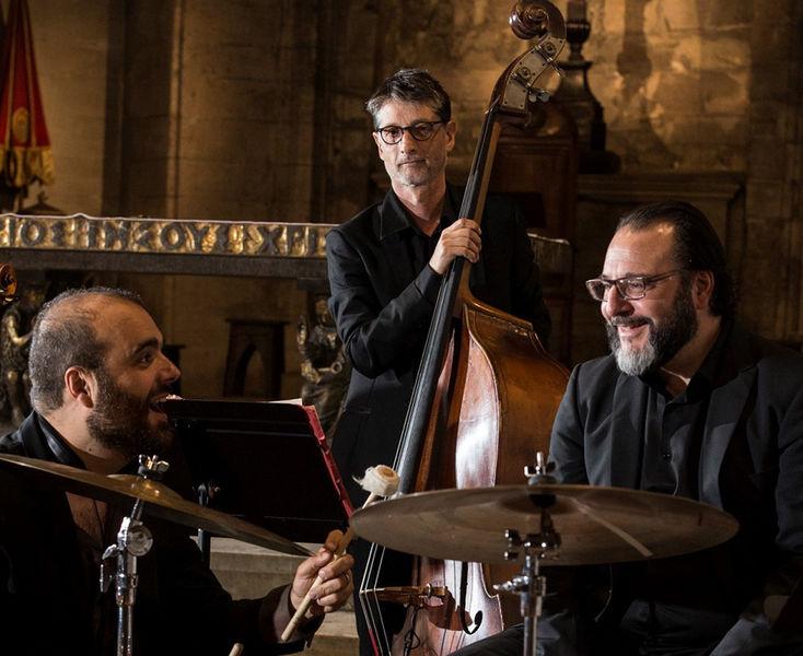 Concert «Bach Coltrane & Raphaël Imbert» à Ollioules - 2