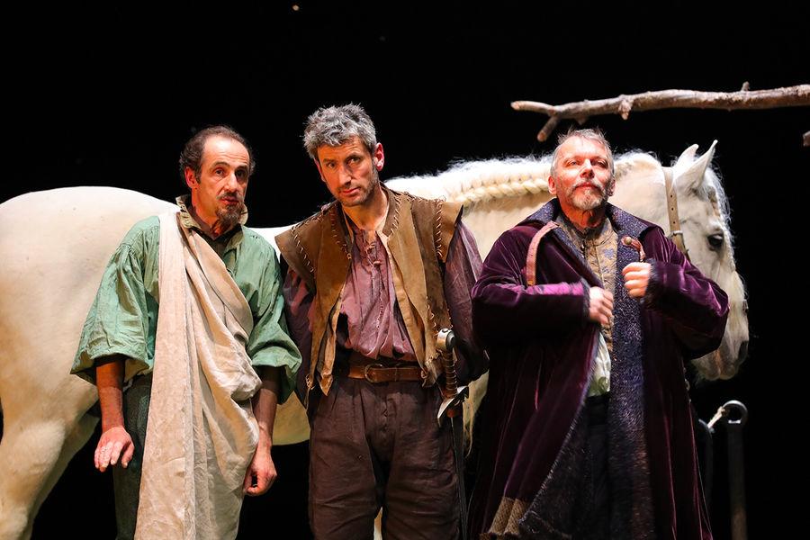 Théâtre «Voyage en Italie» (annulé) à Ollioules - 2