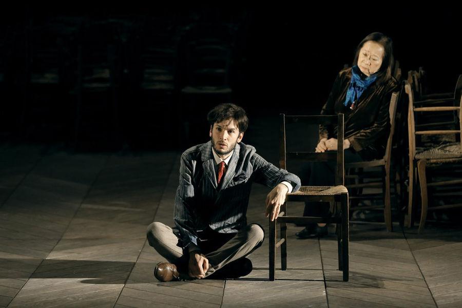 Théâtre «Un instant»?, mise en scène Jean Bellorini à Ollioules - 2