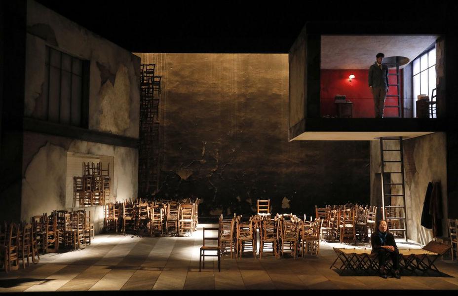 Théâtre «Un instant»?, mise en scène Jean Bellorini à Ollioules - 3