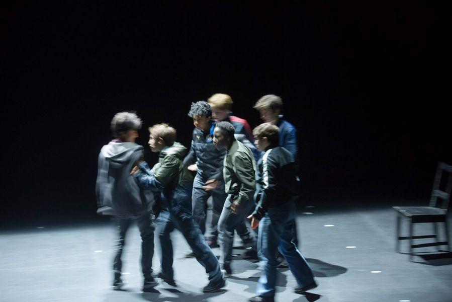Création théâtrale «Contes et légendes» de Joël Pommerat à Ollioules - 0
