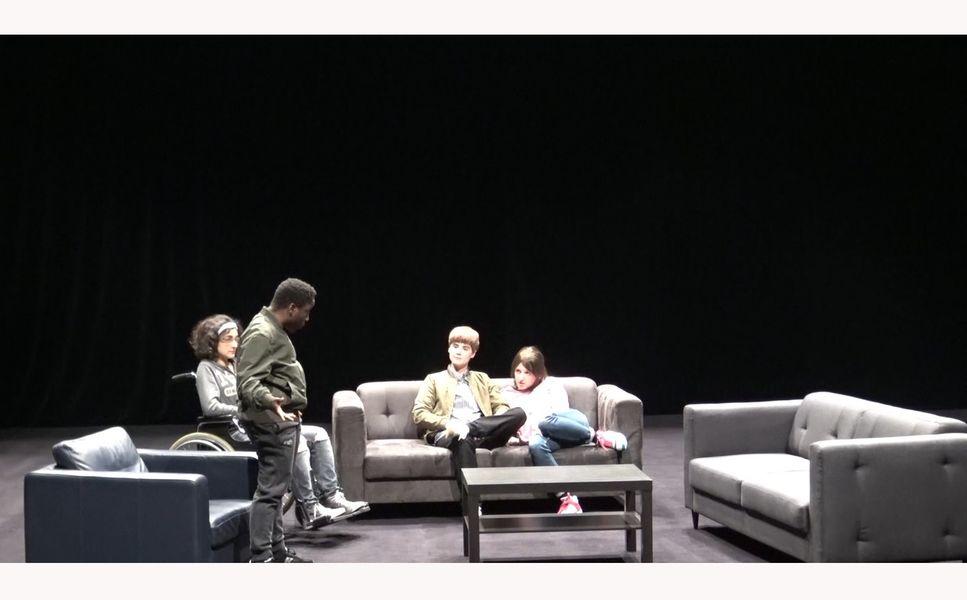 Création théâtrale «Contes et légendes» de Joël Pommerat à Ollioules - 2
