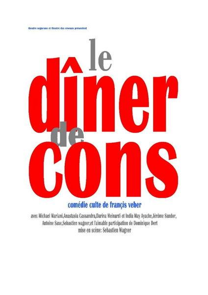 Spectacle – Le dîner de cons à Toulon - 0