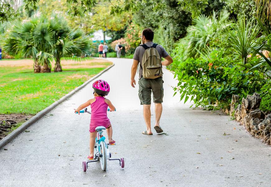 Petits contes au jardin (visite guidée spécial enfants) à Hyères - 1
