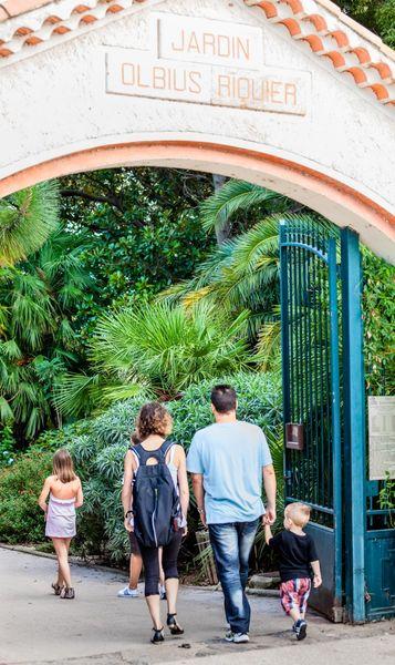 Petits contes au jardin (visite guidée spécial enfants) à Hyères - 0