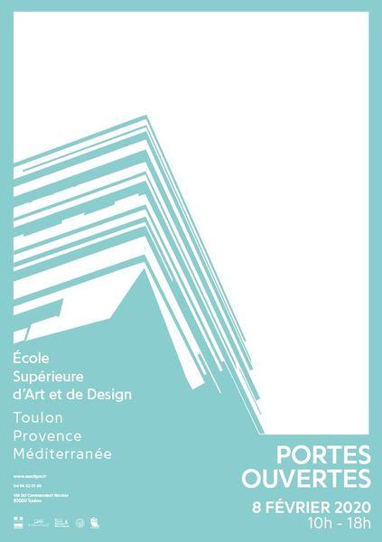 Artistes à découvrir / Journée portes ouvertes ESADTPM à Toulon - 0