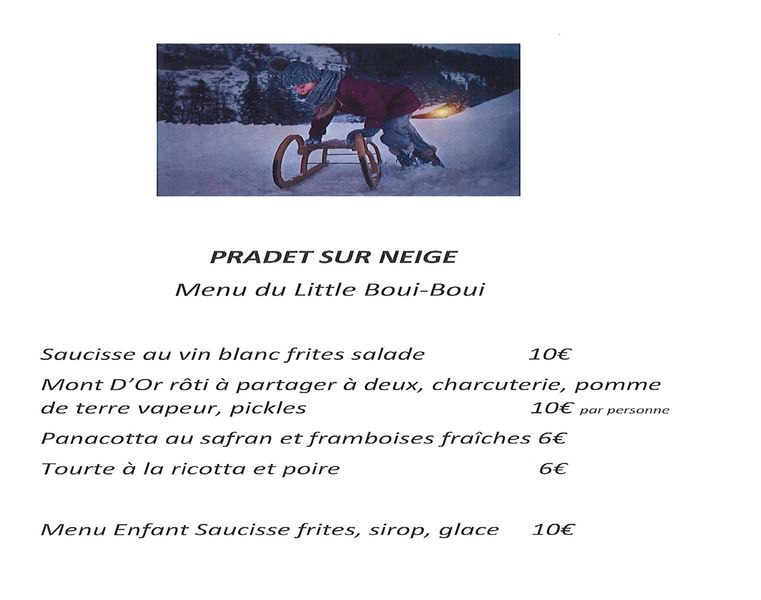 Le Pradet sur neige by Pra Loup à Le Pradet - 5