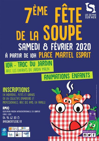 7è fête de la soupe à La Seyne-sur-Mer - 0