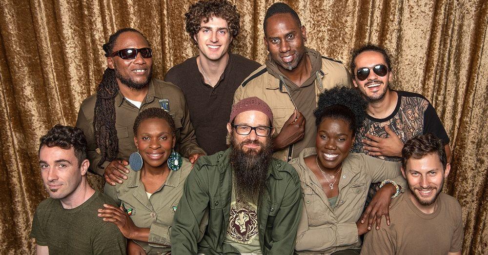 Concert de Groundation (reggae) à Six-Fours-les-Plages - 0