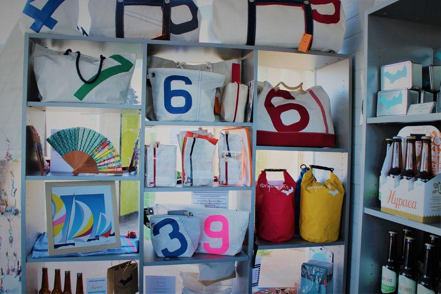 La boutique de l'office de tourisme à Hyères - 7
