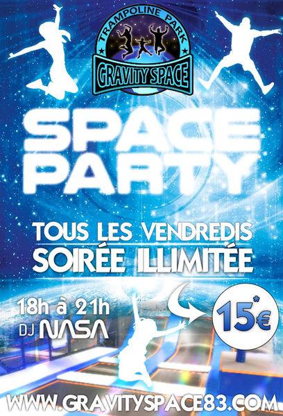 Annulé jusqu'à nouvel ordre : Space Gravity à La Seyne-sur-Mer - 0