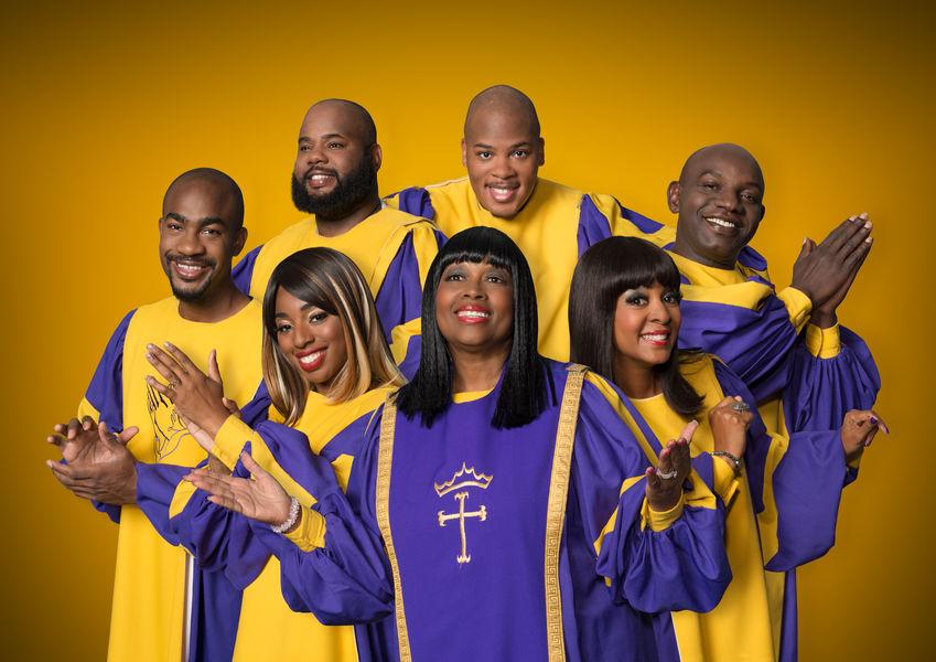 The Glory Gospel Singers de New York à Hyères - 0