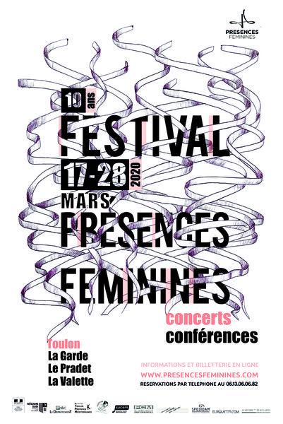 Concert – Festival Présences Féminines « Duo piano / alto » à Toulon - 1