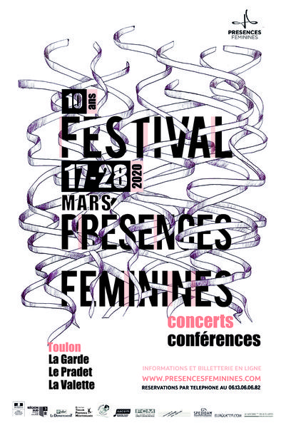 Cinéma – Festival Présences Féminines « Edith Canat de Chizy, un portrait » à Toulon - 1