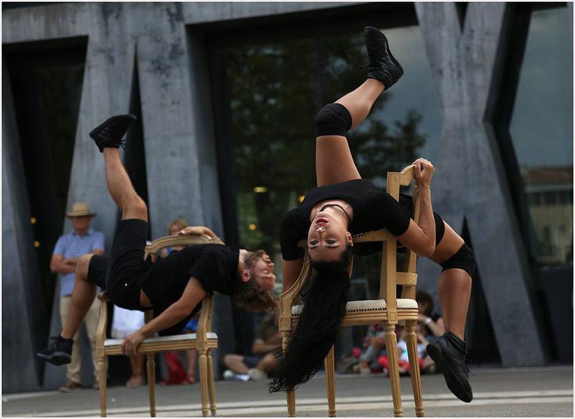 Danse «G.U.I.D Ballet Preljocaj» à Ollioules - 0