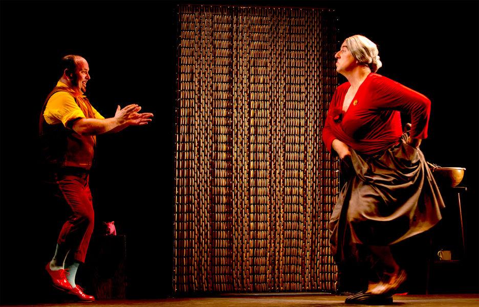 Théâtre – Danse «Franito» à Ollioules - 0