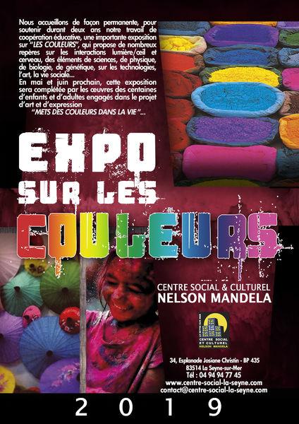 Exposition sur les couleurs à La Seyne-sur-Mer - 0